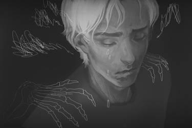 Dead Tears by Paola0405