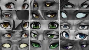DnD - Eyes by Torheit-Skadi