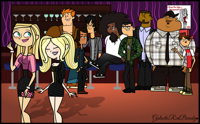 Sammy and Dawn - First Night at the Club by Galactic-Red-Beauty