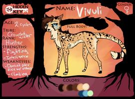 .:THL:. Vivuli by velvetfoxxy