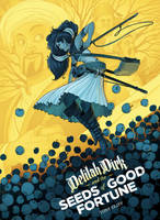 Delilah Dirk and the Seeds of Good Fortune - Cover by TangoCharlieESQ