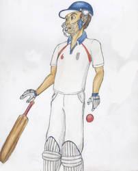 cricket by majna
