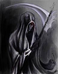 Don't fear the reaper by Em-j-akahana