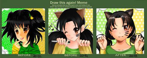 Draw This Again 17 by RimoOfArtSchool