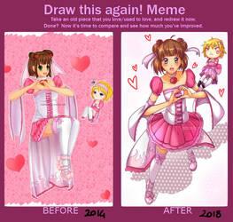 Draw This Again 18 by RimoOfArtSchool