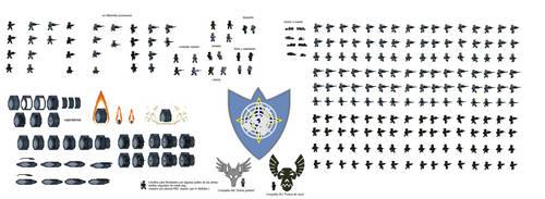Aliansa de Defensa Gloval Actualisada 3 by Alexeis1993