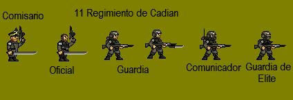 Avanses de la guardia imperial by Alexeis1993