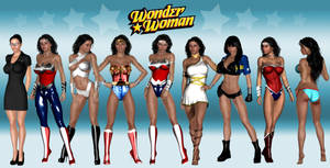 Way Wonder Woman by Happenstance6