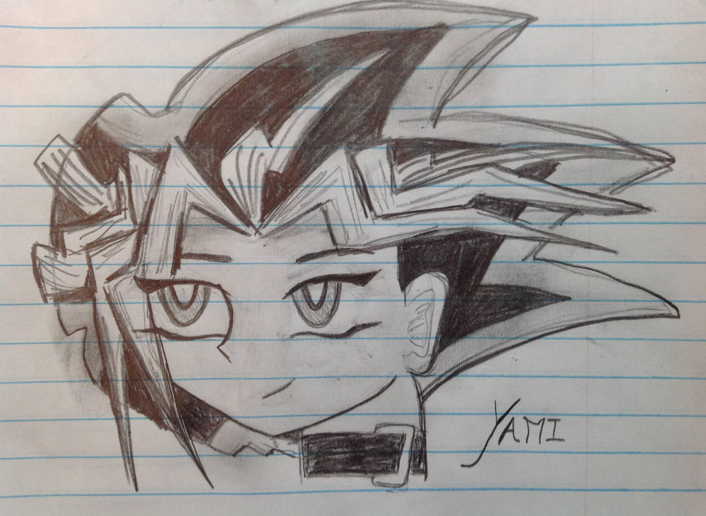 Yami's Thoughts... by sdcu
