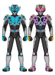 Kamen Rider Bass by heavenlymythicranger