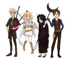 Wafflecrew by superforsooth