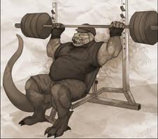 Bodybuilding by VetroW