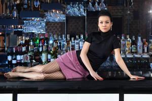 Cocktail bar by ka4ok