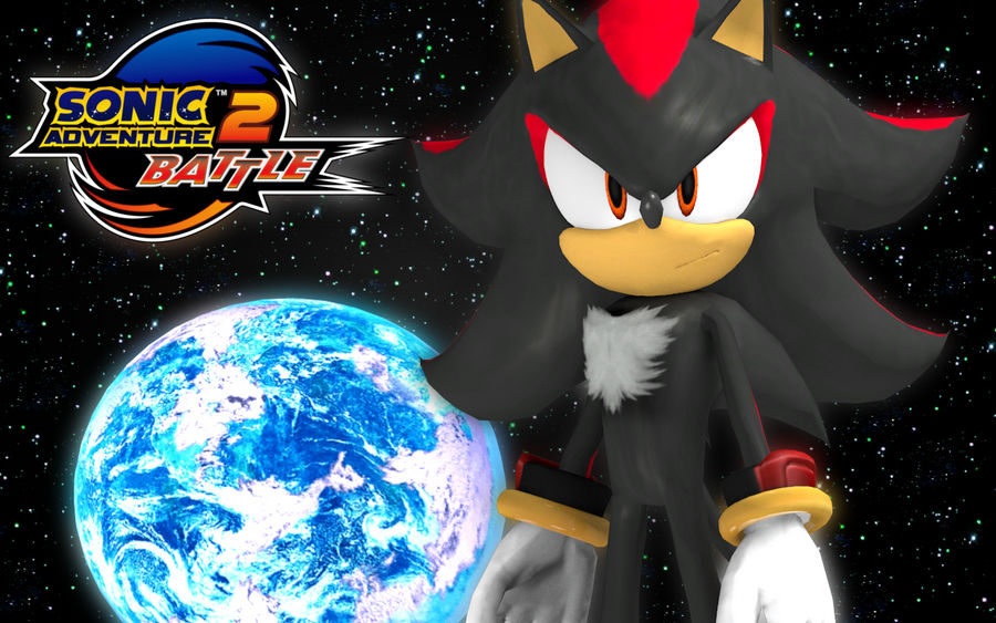 Sonic Adventure 2 Battle Shadow Wallpaper By Raypenguin On Deviantart