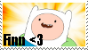 .: AT- Finn Stamp :. by Ximona