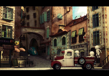 Street ScreenShot by Anuk