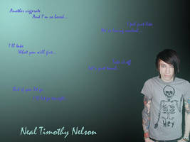 Trace Cyrus Wallpaper by AllissaxNathan