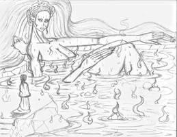 M.O.M. bathtub by Jonathenx66