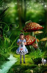 Wonderland by rackelstar