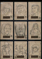 LOTR Masterpieces II 082-090 by aimo