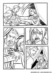 DA - Wounded, Page 4 by aimo