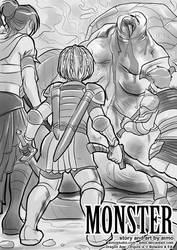 DA - Monster, Pg 1 by aimo