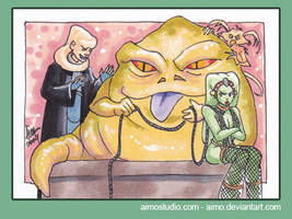 PSC - Jabba the Hutt and Co by aimo