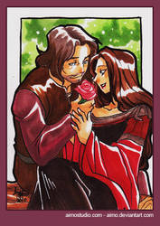 PSC - Aragorn and Arwen 2 by aimo