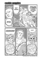 DA - Cookie Goggles by aimo
