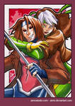 PSC - More Rogue and Gambit 5 by aimo