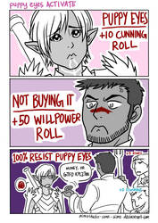 DA2 - puppy eyes ACTIVATE by aimo