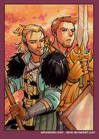 PSC - Anders and Alistair by aimo