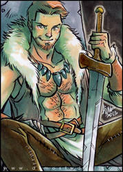 Roleplaying Shenanigans: Barbarian 'Stair by aimo