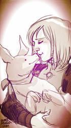 DA - Mistress loves me! by aimo