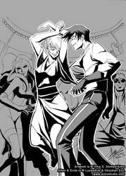Dancing Queen by aimo