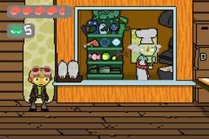 Psychonauts GBA screenshot by CaptainQuestion