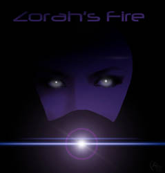 Zorah's Fire - Album cover (released) by SavageLandPictures