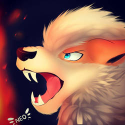 arcanine~ by neon0007