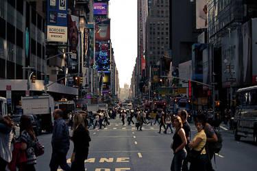 7th Avenue by Benijamino