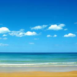 Beach by McKenzie-James