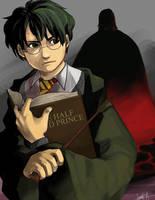 HP-half blood prince by koenta