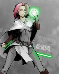 Jedi healer Sakura by G-Matoshi