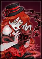 Red magic by Gigicom