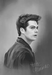 Stiles Black and White by PetiteAllemande