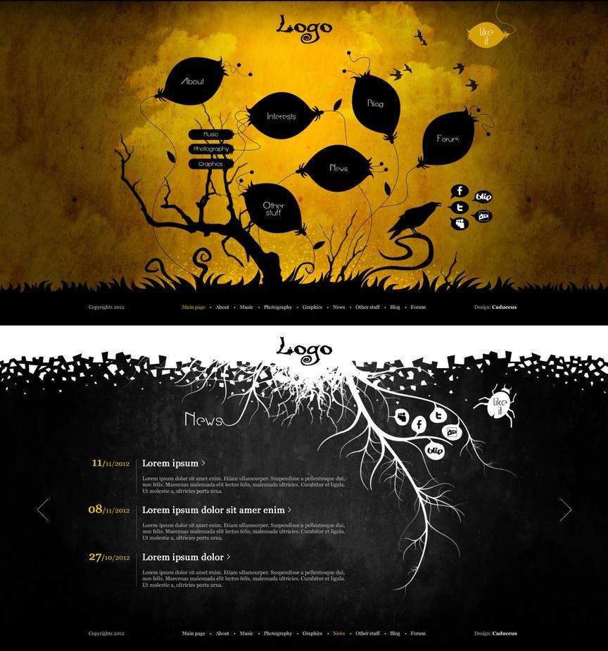 Design 1 by caduceus26