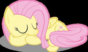 Adorable Sleeping Flutters by ShutterflyEQD