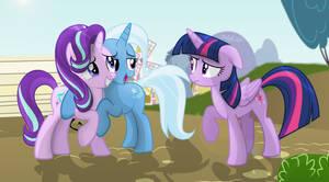 Trixie's Return! by ShutterflyEQD