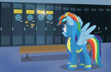 The New Recruit! by ShutterflyEQD