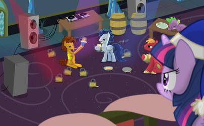 Party at The Castle! by ShutterflyEQD