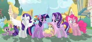 Friendship is Alicorns by ShutterflyEQD